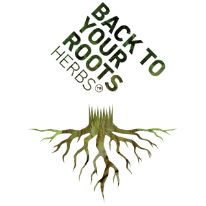 Back To Your Roots Herbs logo