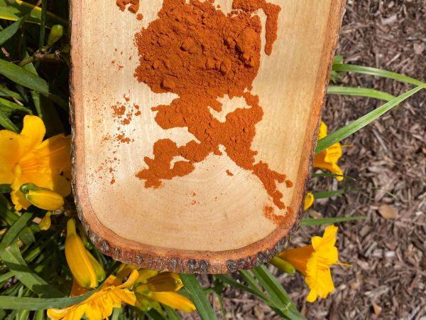 Safflower powder