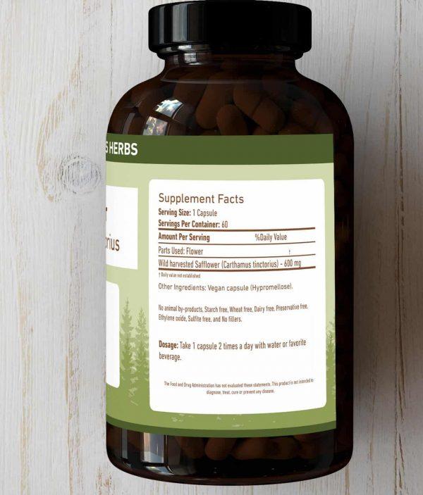 Safflower Bottle